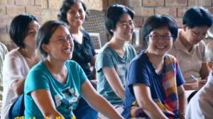 原始佛教中道禪法-2014雨安居第二期禪修營報導