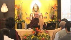 隨佛尊者開示 : 原始佛教的禪法與生活的統貫 (五)