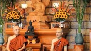 佛陀弟子僧 中道僧團法師介紹 度明比丘(Bhikkhu Dhammadisā)