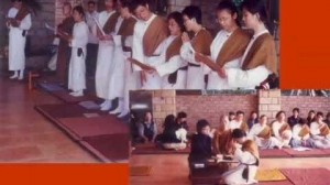 原始佛教會 - 僧眾出家&托缽