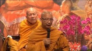 【「中華四聖諦佛教會」成立大會 各國長老祝賀、開示(五)】