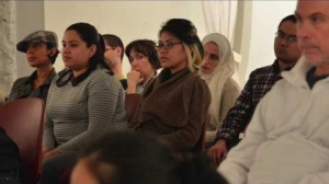 2014年4月哥倫比亞大學弘法