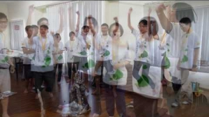 散播菩提種子散播愛 -- 檳城中道禪林 中學生佛學生活營
