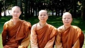 2014年 原始佛教 中道僧團法師介紹:諦嚴法師