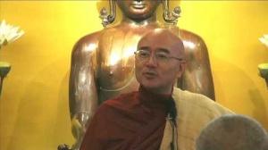 隨佛尊者開示 : 歸向佛陀(一): 生活的智覺與解脫 (1)